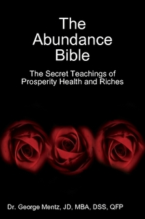 The Abundance Bible Book Cover Secrets Prosperity Health Wealth Riches Attraction
